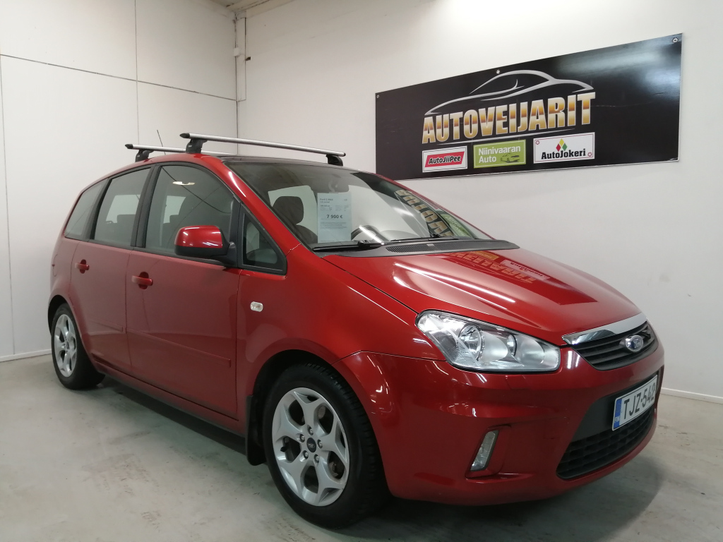 Ford C-MAX Tila-auto 1.8 Limited 2010