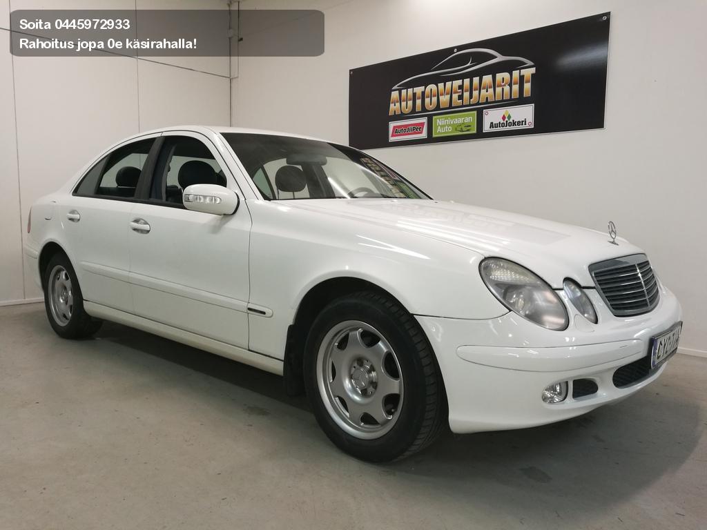 Mercedes-Benz E Sedan 220 CDI SEDAN A Juuri katsastettu 2004