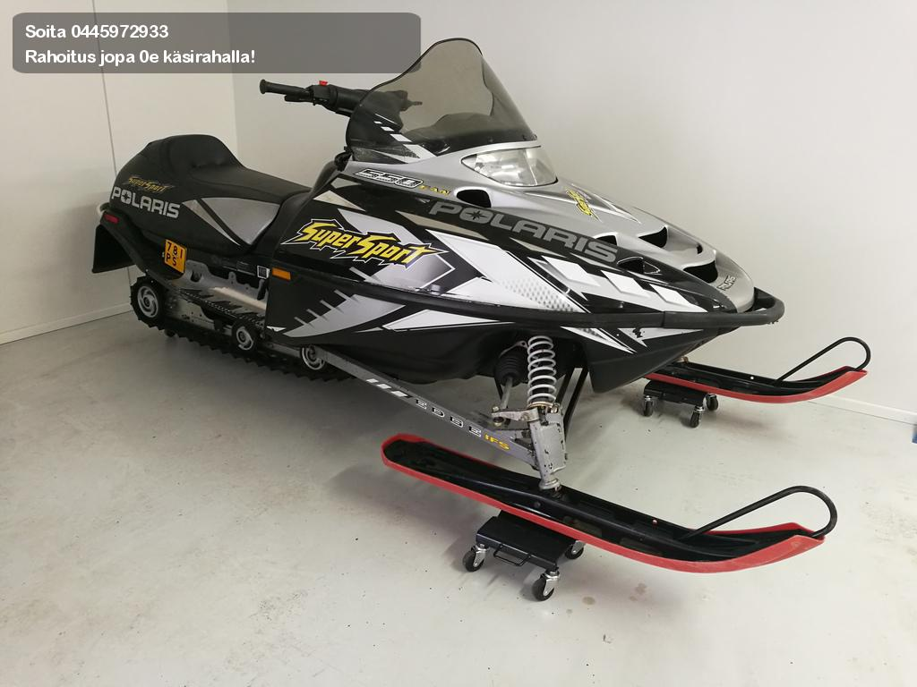 Polaris 550 SuperSport Sport  2004
