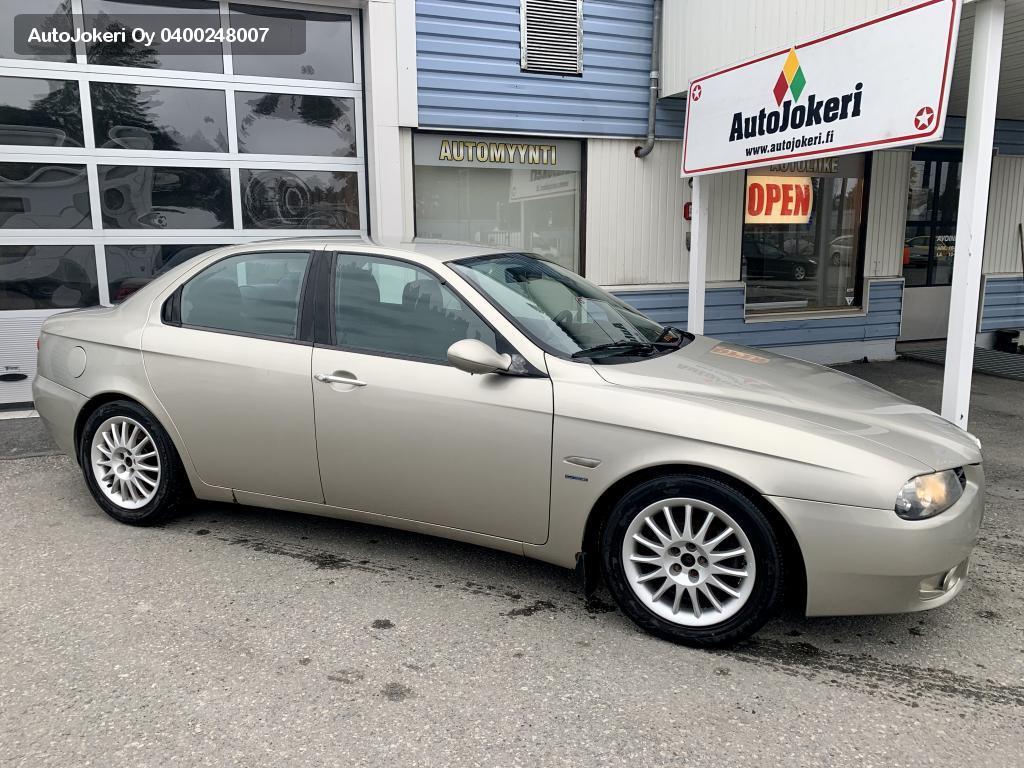 Alfa Romeo 156 | 2004