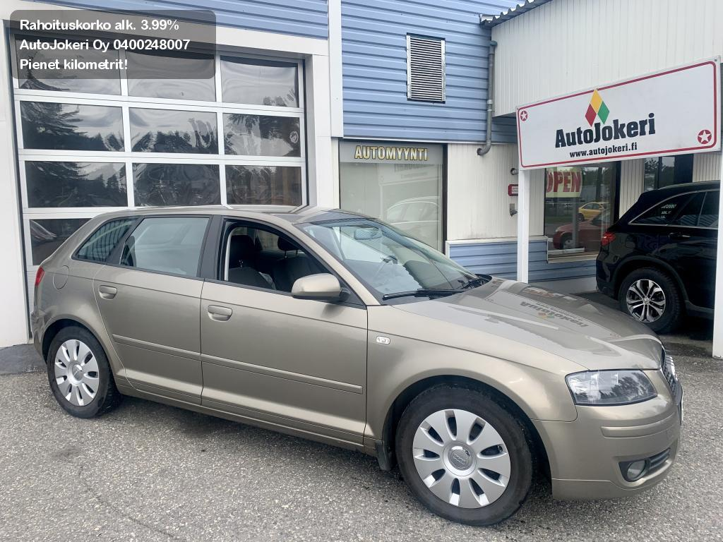 Audi A3 | 2008