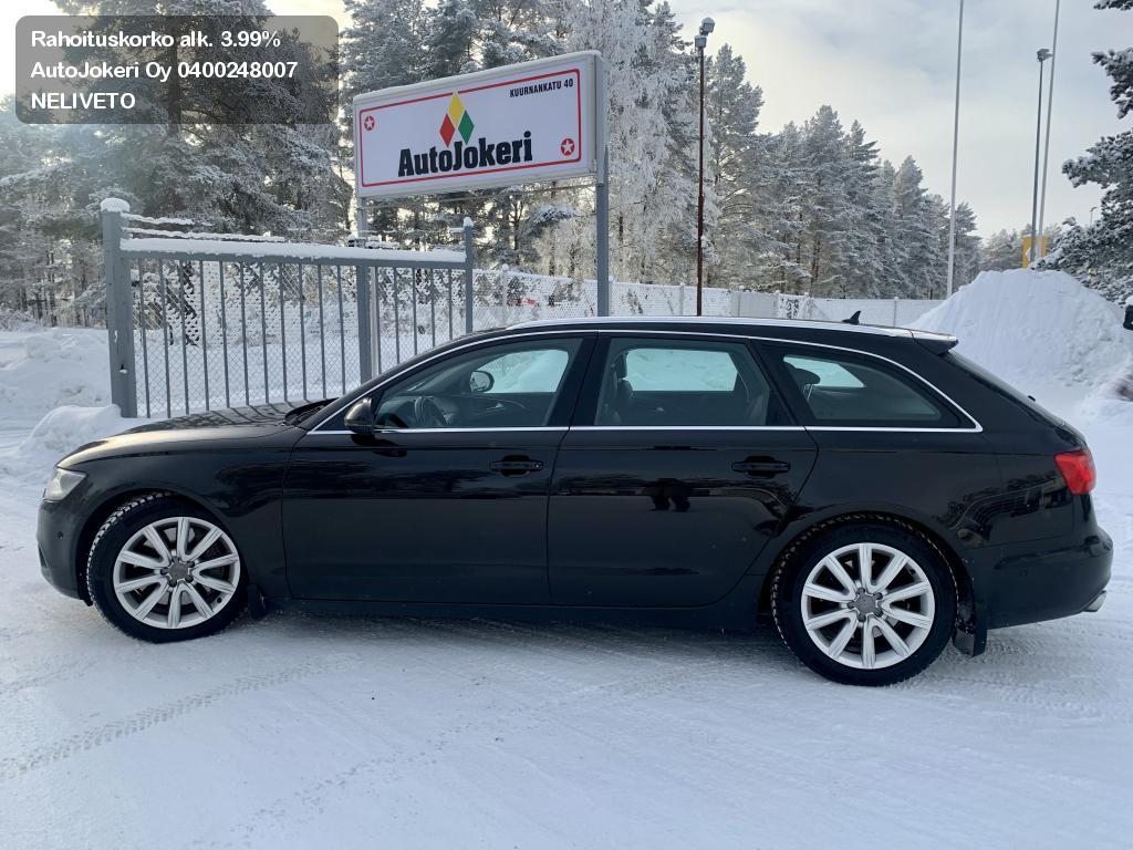 Audi A6 | 2012