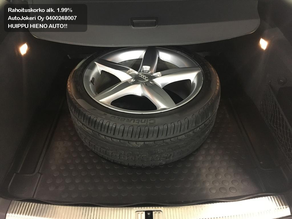 Audi A4 Farmari Avant Business S-line Sport 2,0 TDI clean diesel 140 kW quattro 2015