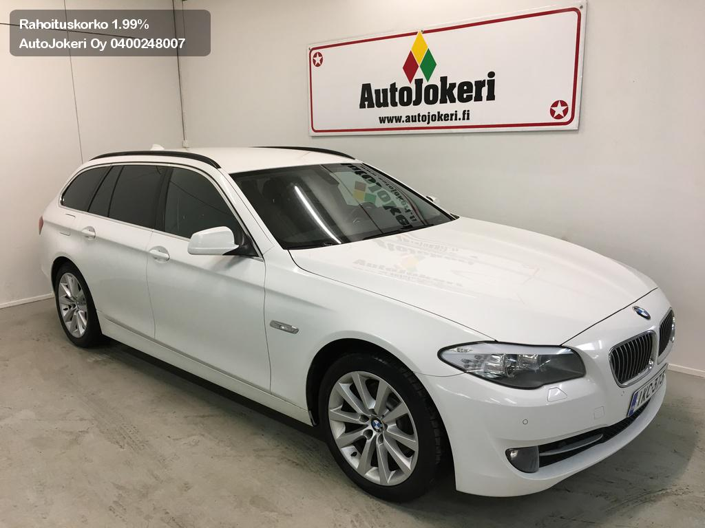 BMW 520 Farmari D Sport A F11 Touring Business 2011