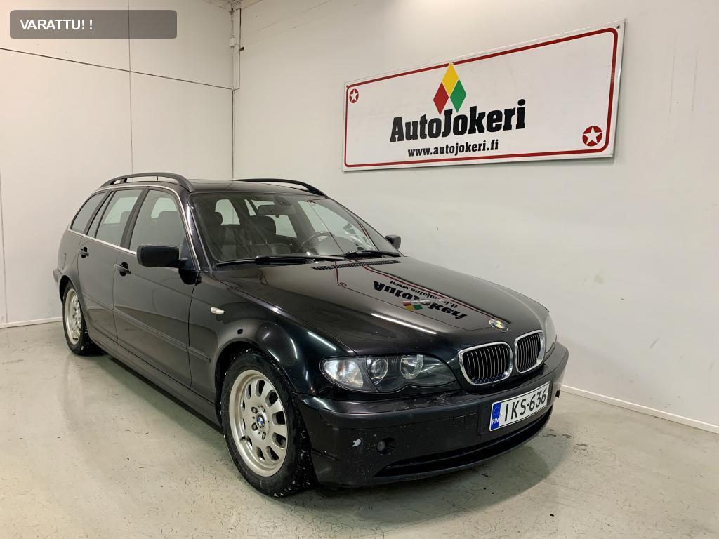 BMW 320 Farmari Diesel Touring 5d A 2004