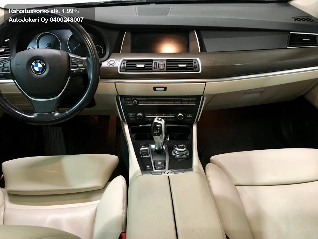 BMW 530d Viistoperä A F07 Gran Turismo 2010