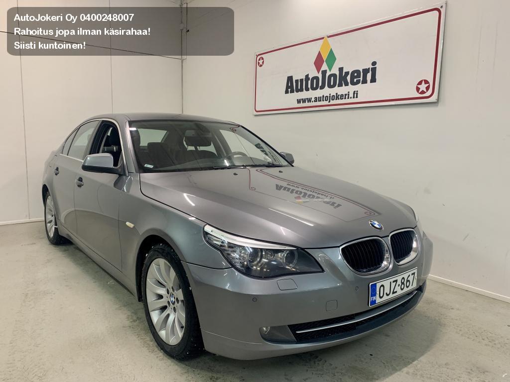 BMW 520 Sedan D A E60 Sedan Business 2010