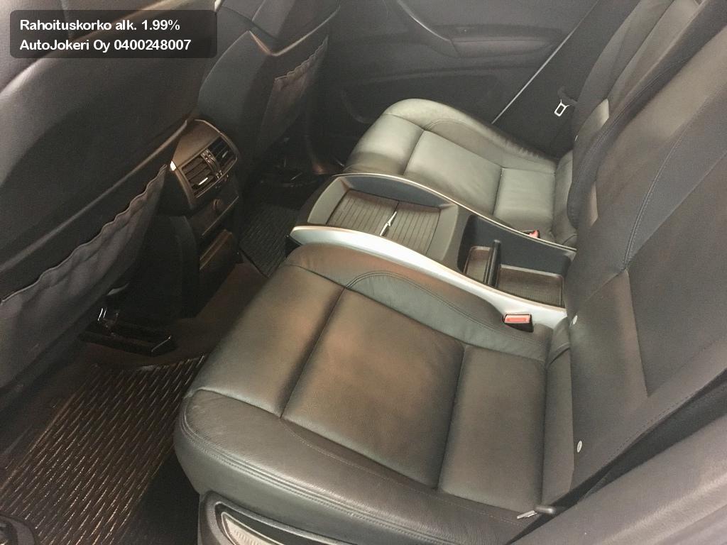 BMW X6 Farmari xDrive 3.0d Autom. 2010