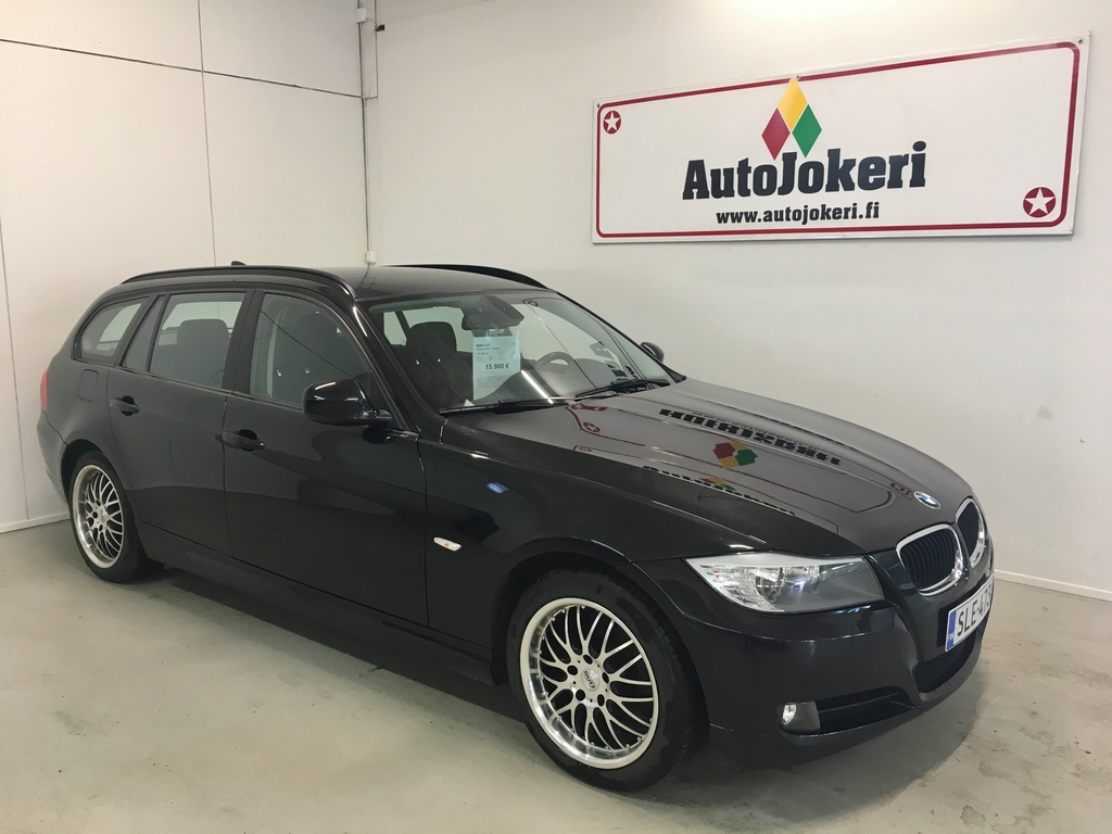 BMW 320 Farmari d xDrive E91 Touring 2011