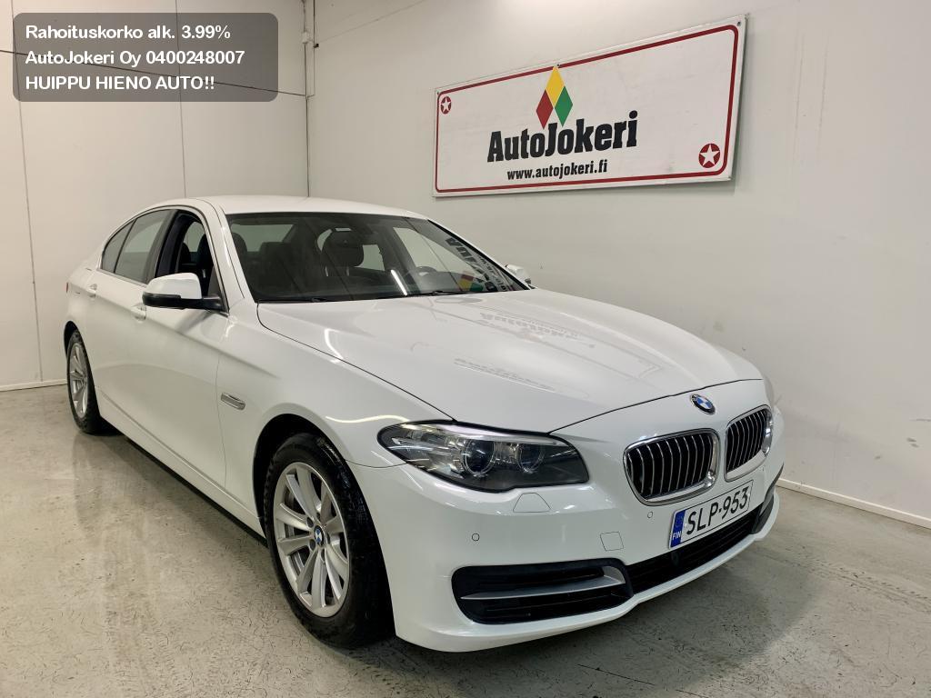 BMW 518 | 2015