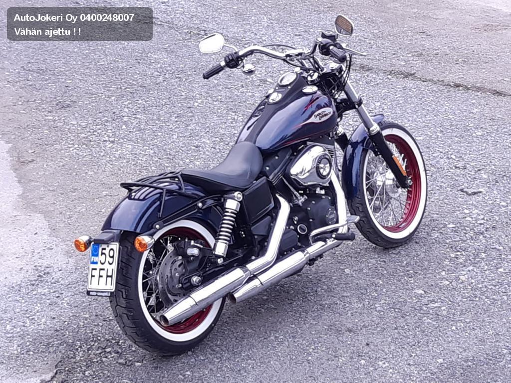 Harley-Davidson Dyna | 2013