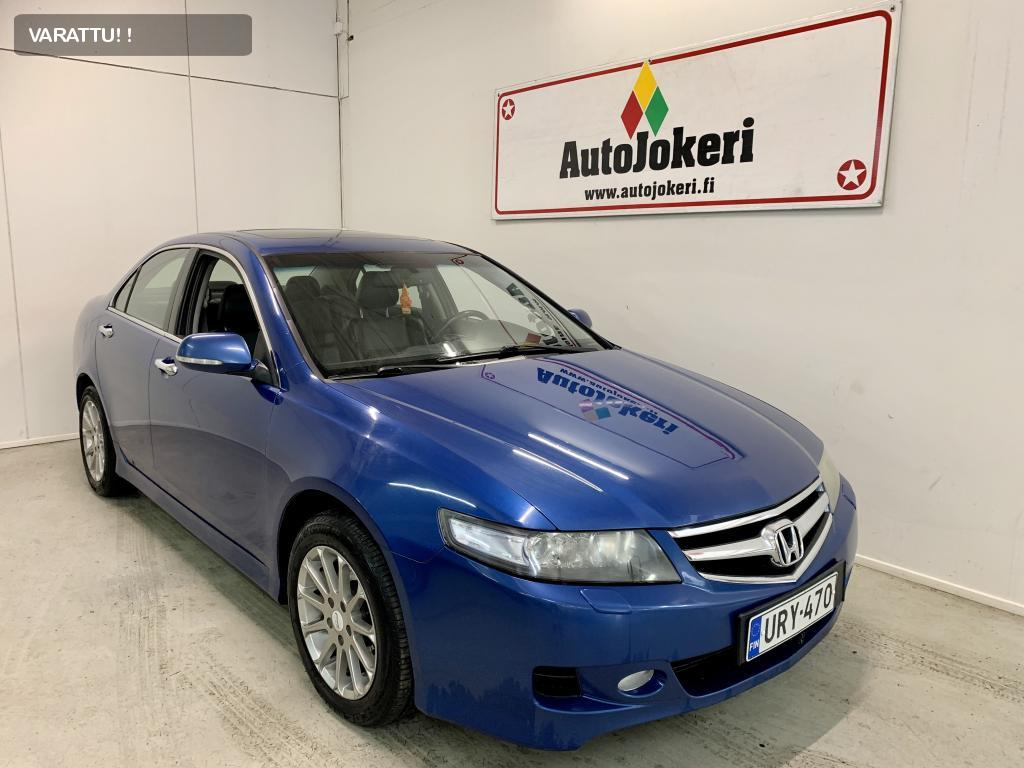 Honda Accord Sedan 2.2 i-CTDI Sport Exclusive 2007