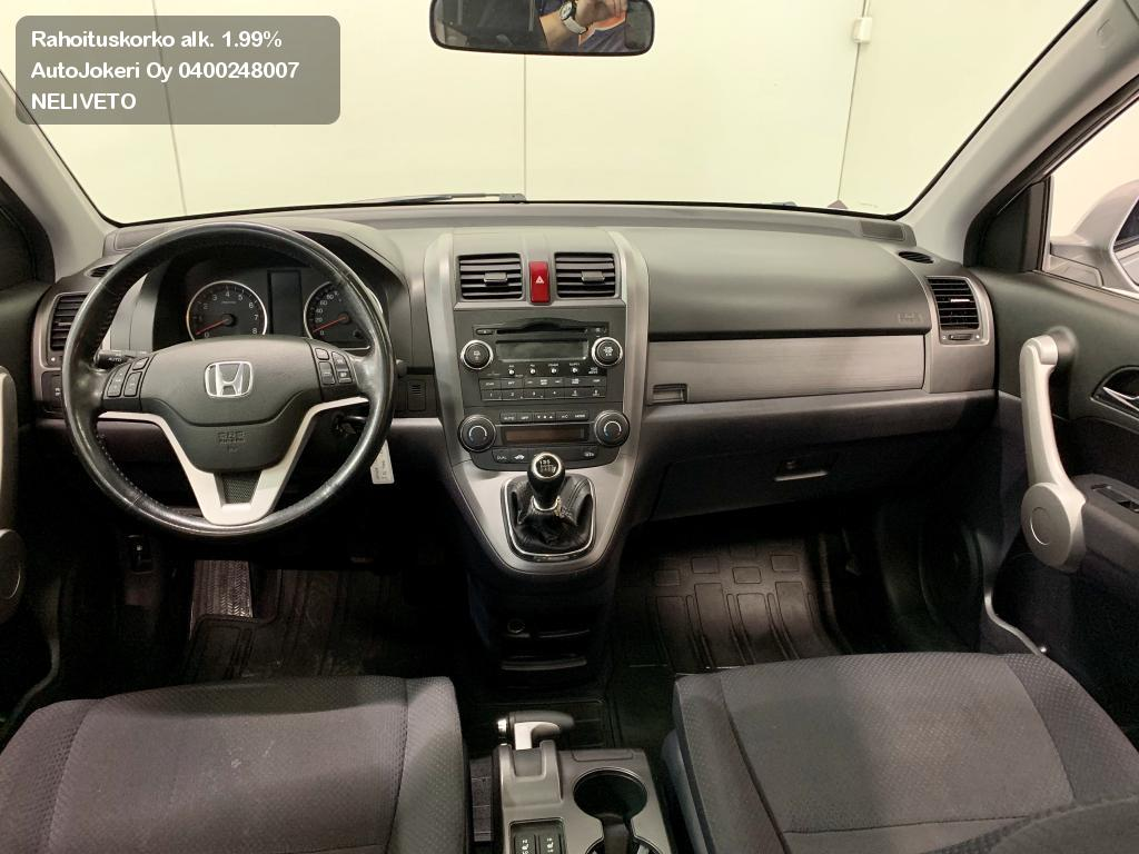 Honda CR-V Maastoauto 2.0i Elegance Plus 4wd 5d  2008