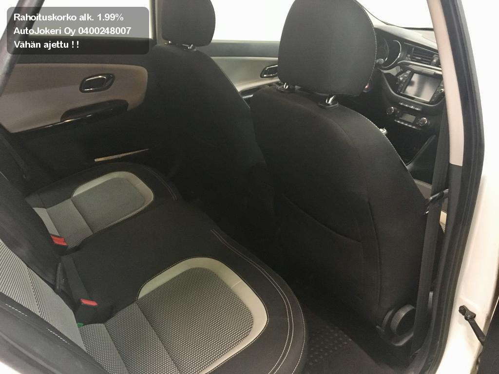 Kia Ceed Farmari 1,0 ISG 100hv EX SW EcoDynamics 2016