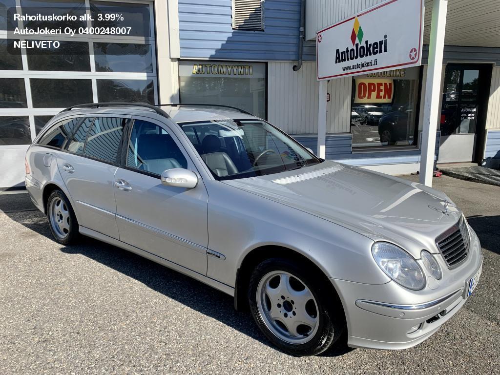 Mercedes-Benz E | 2003