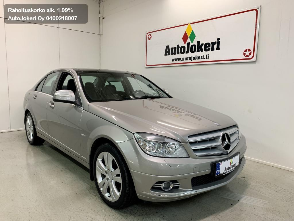 Mercedes Benz C Sedan 180 Kompressor Avantgarde 2008