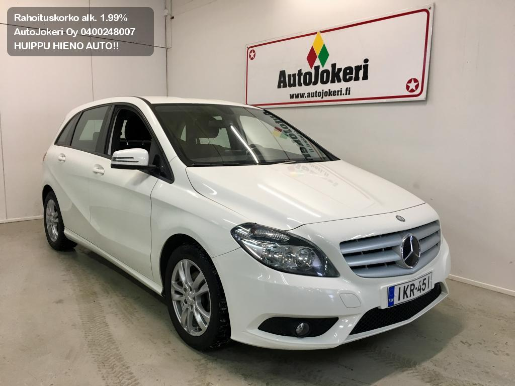 Mercedes-Benz B Farmari 180 CDI BE Premium Business 2013