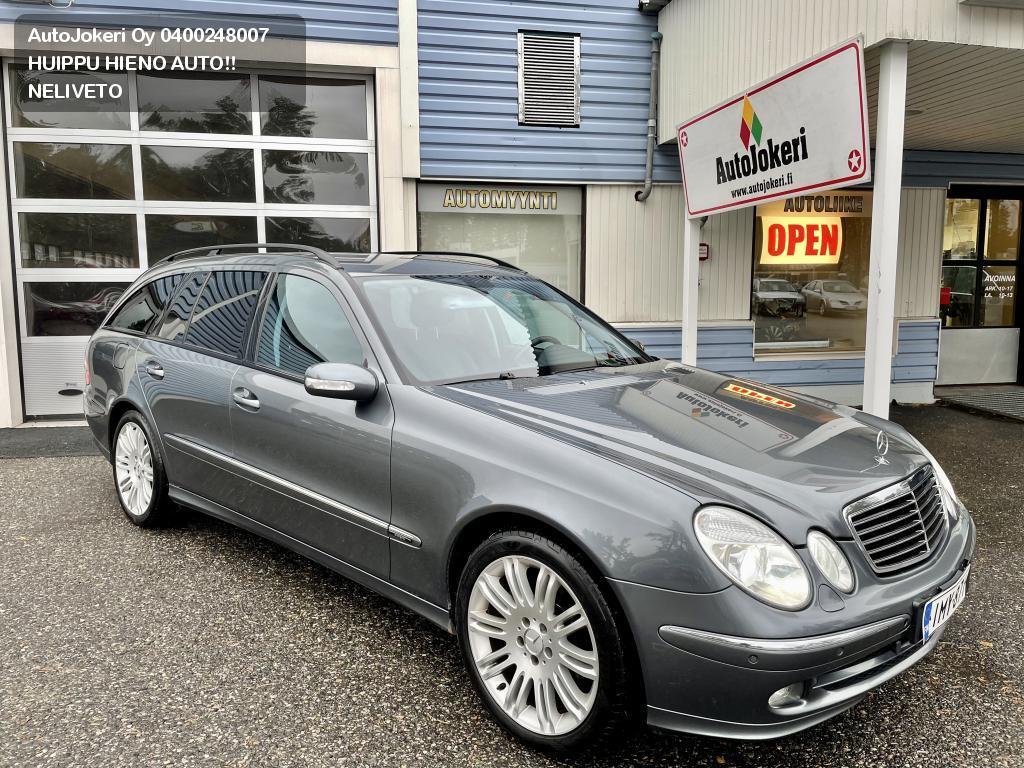 Mercedes-Benz E | 2007