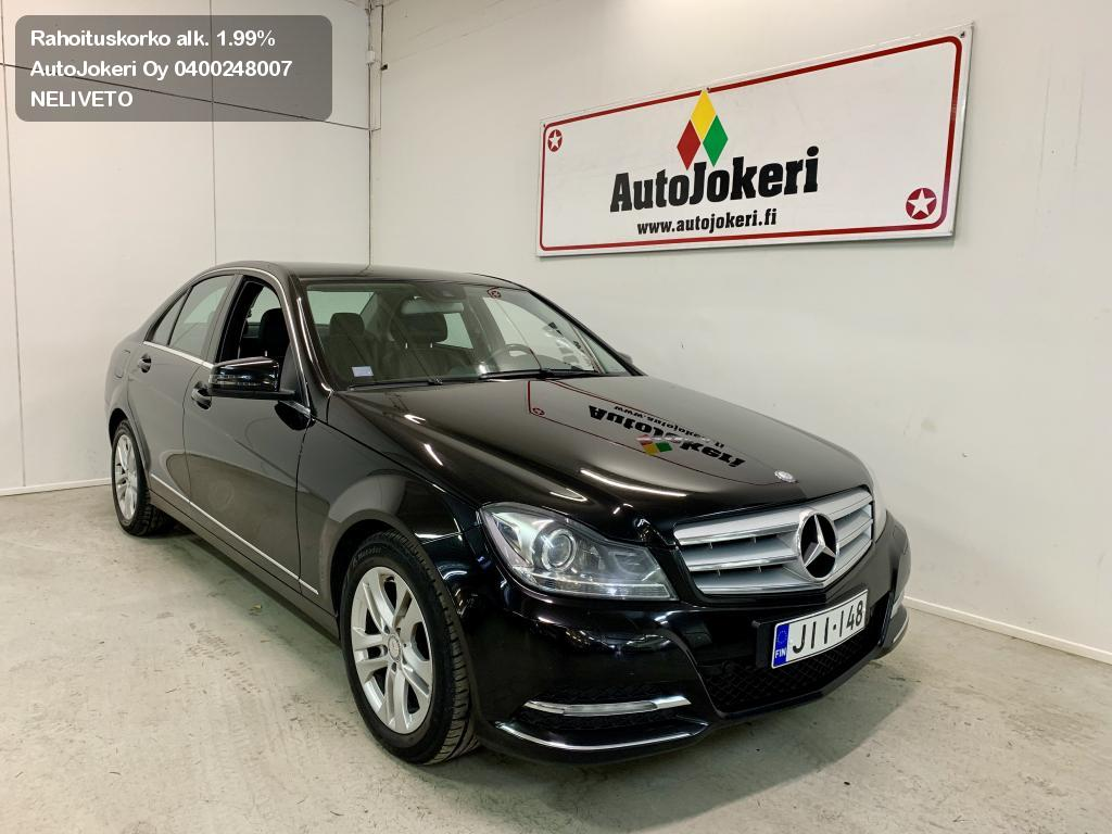 Mercedes-Benz C Sedan 250 CDI BE 4Matic A Premium Busin 2012