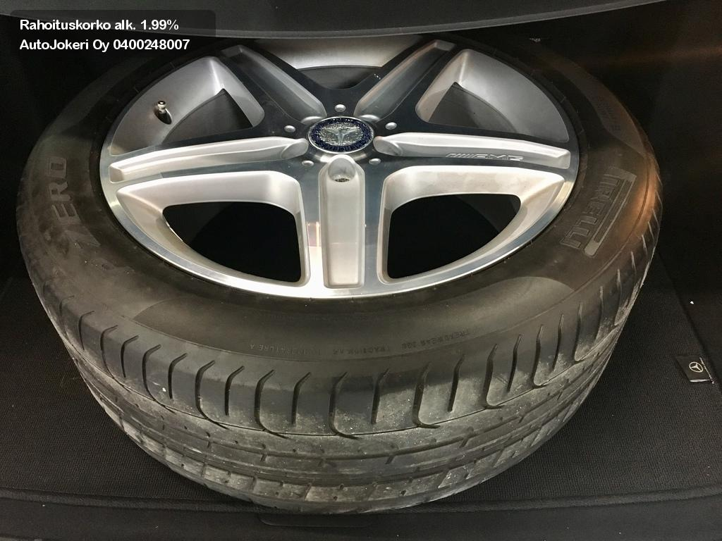 Mercedes-Benz GLK Farmari 220 CDI BE 4Matic AUT AMG SPORT 2014