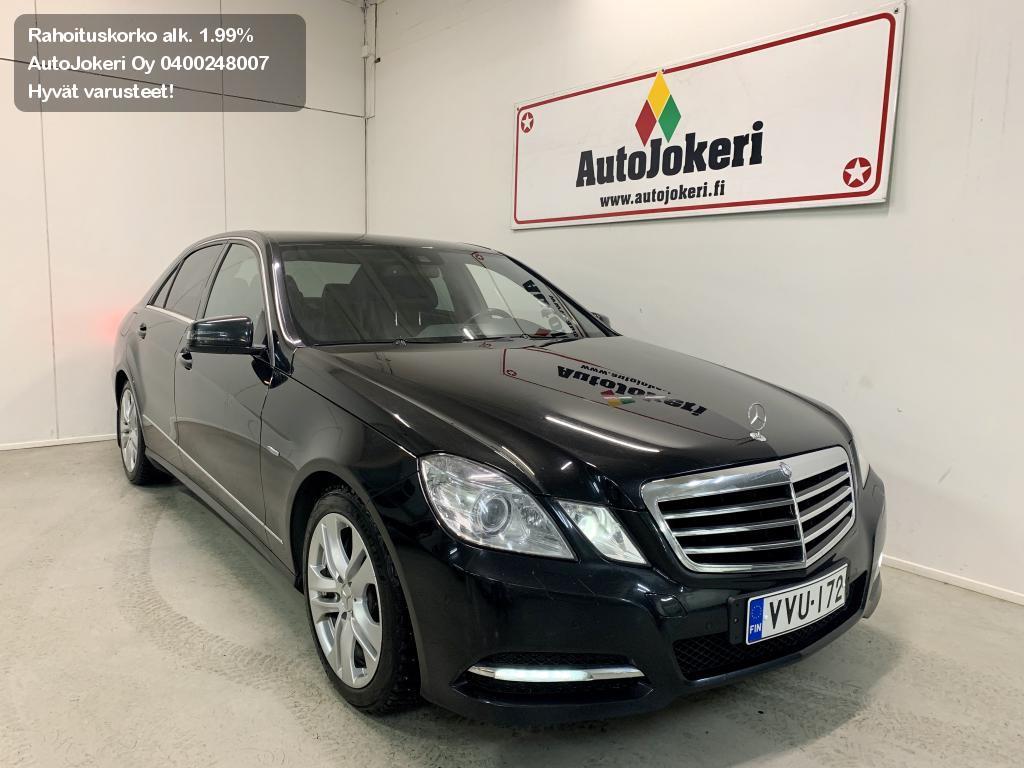 Mercedes-Benz E Sedan 200 CDI BE A Avantgarde Premium Business 2012