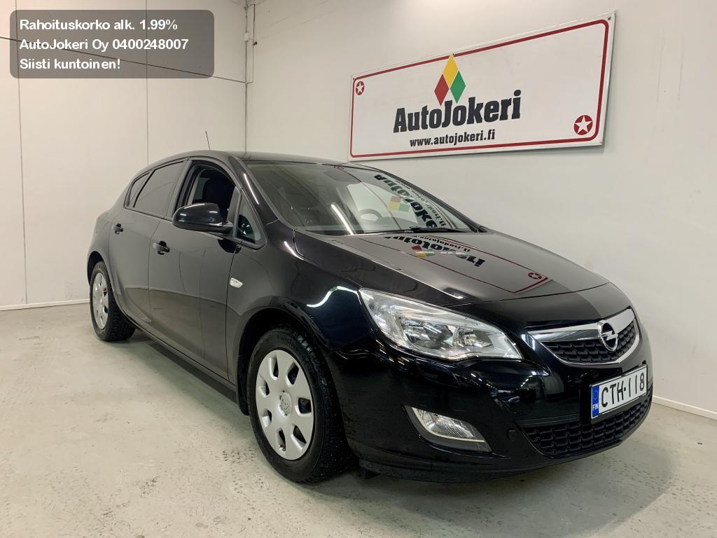 Opel Astra Viistoperä ENJOY 1,4 ECOFLEX 74Kw 2010