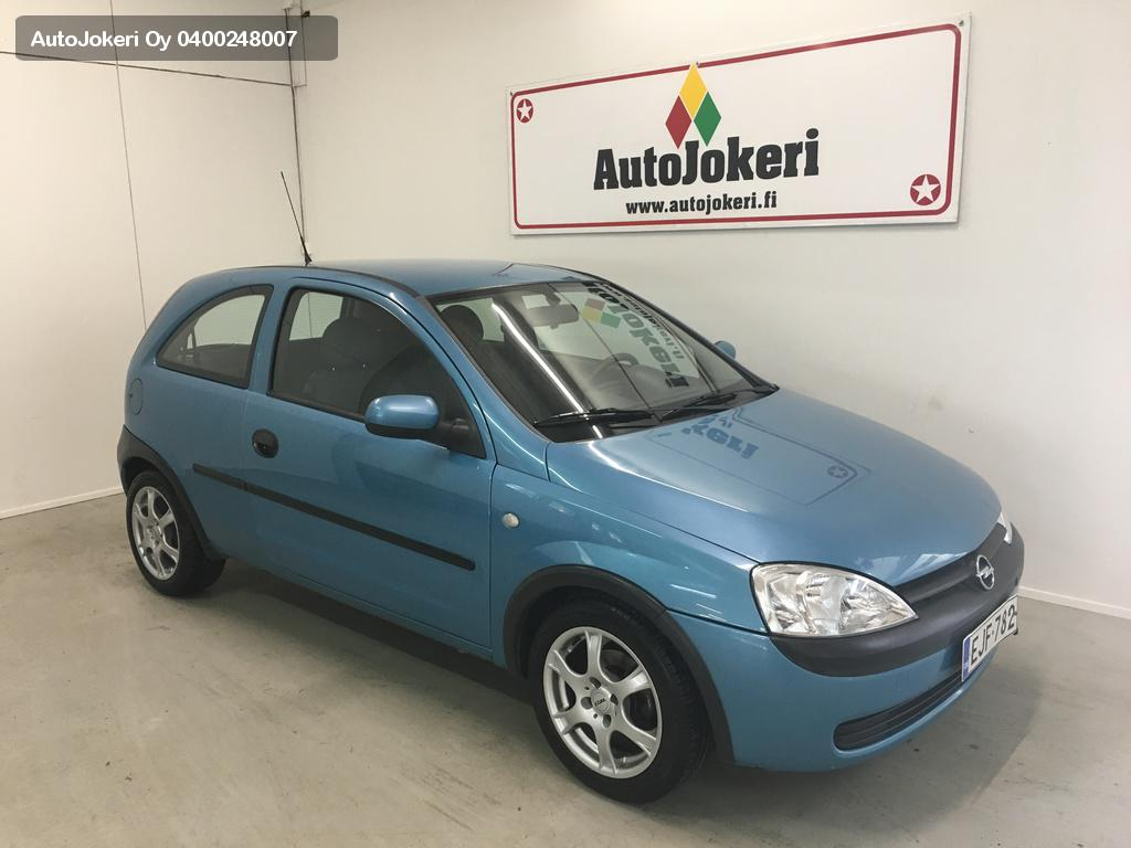 Opel Corsa Viistoperä 1,2 16V Comfort 3d 2001