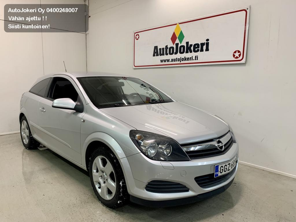 Opel Astra Coupe 1.8-16 Enjoy Special GTC 3d 2006
