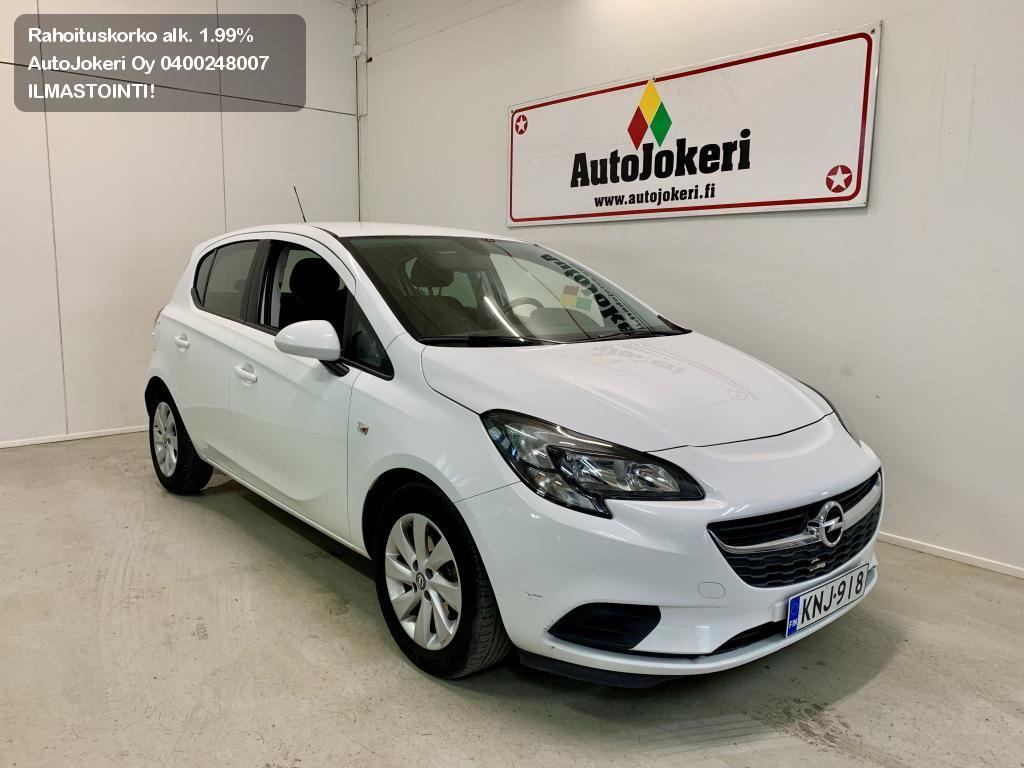 Opel Corsa Viistoperä 1.4 ENJOY ECOFLEX S/S 2016