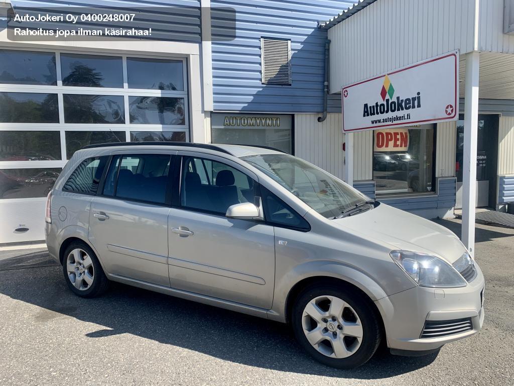 Opel Zafira | 2006