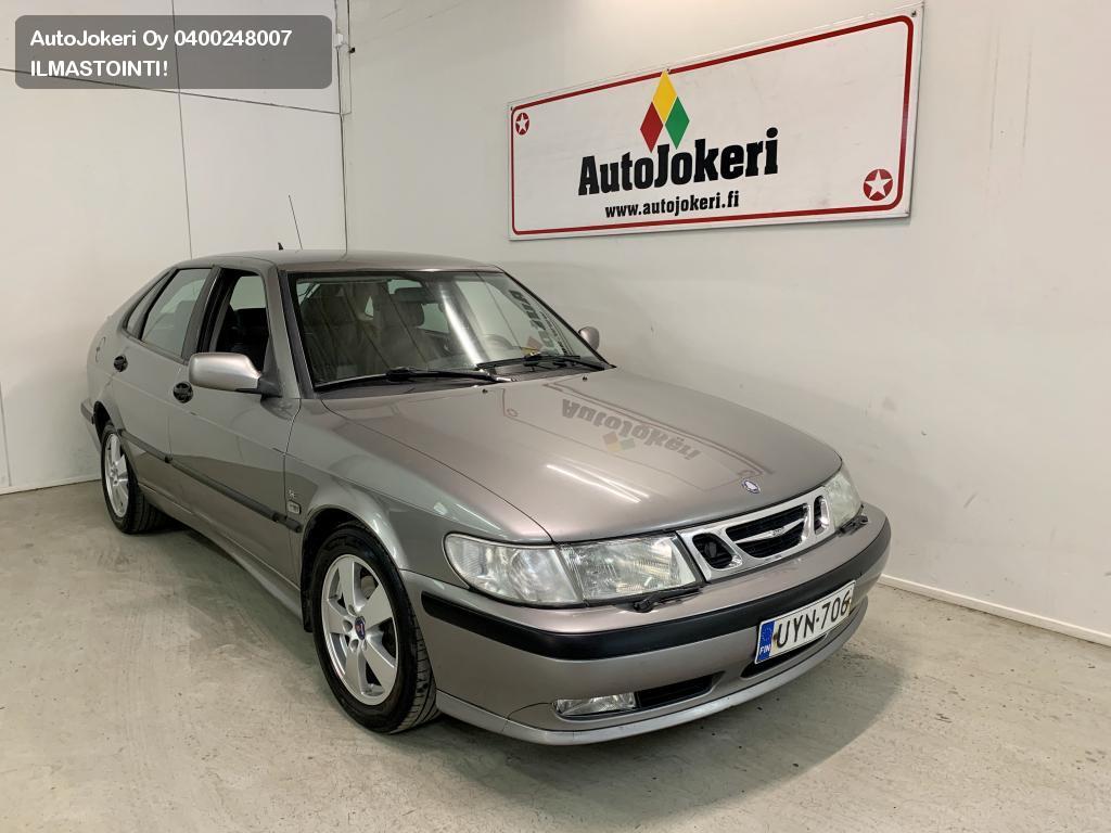 Saab 9-3 Viistoperä 2.0t SE Jubilee 5d  2003