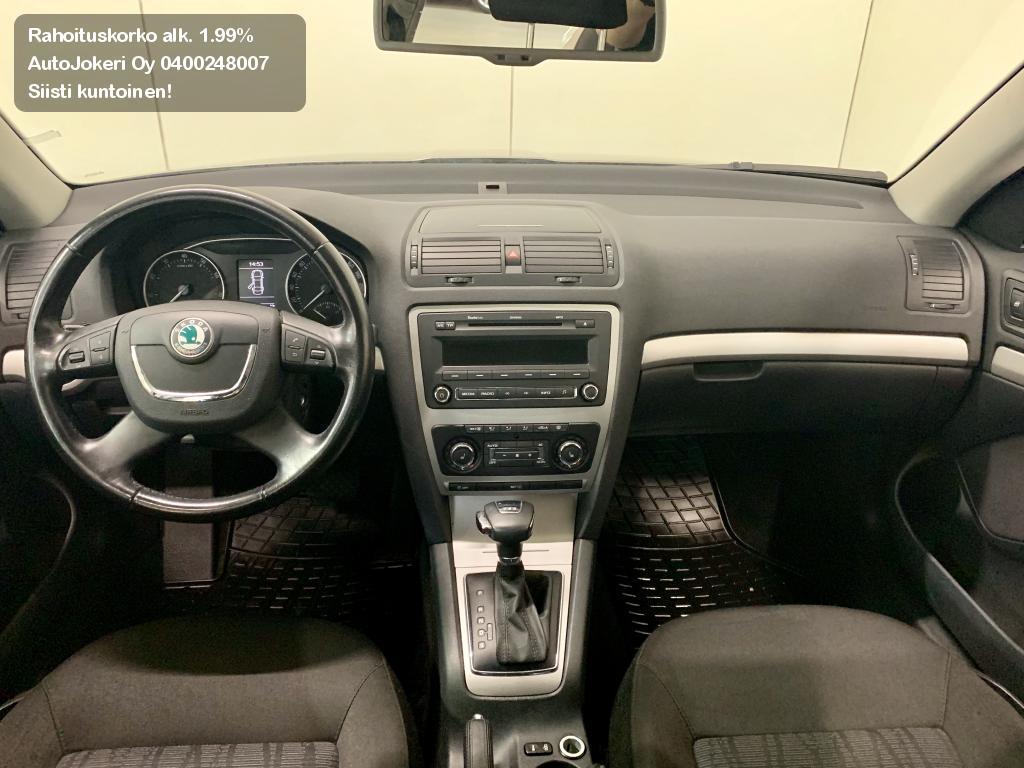 Skoda Octavia Sedan 1.2 TSI Elegance DSG 2012
