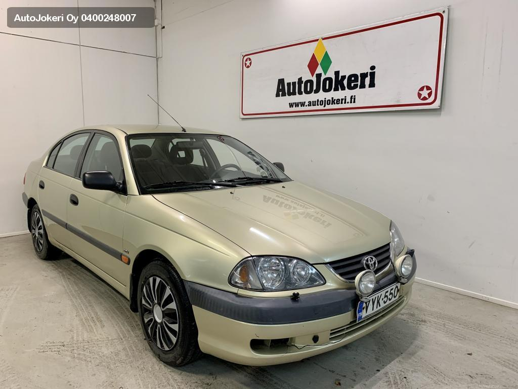 Toyota Avensis Sedan 1.6 VVT-i Sedan  2001
