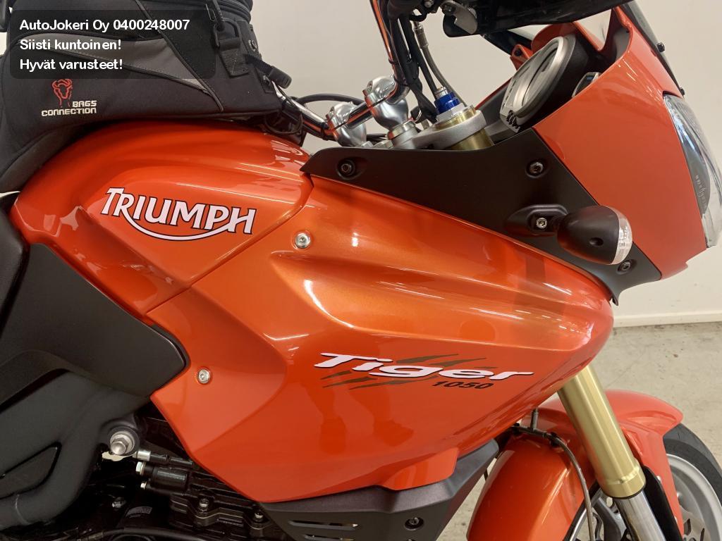 Triumph Tiger | 2010