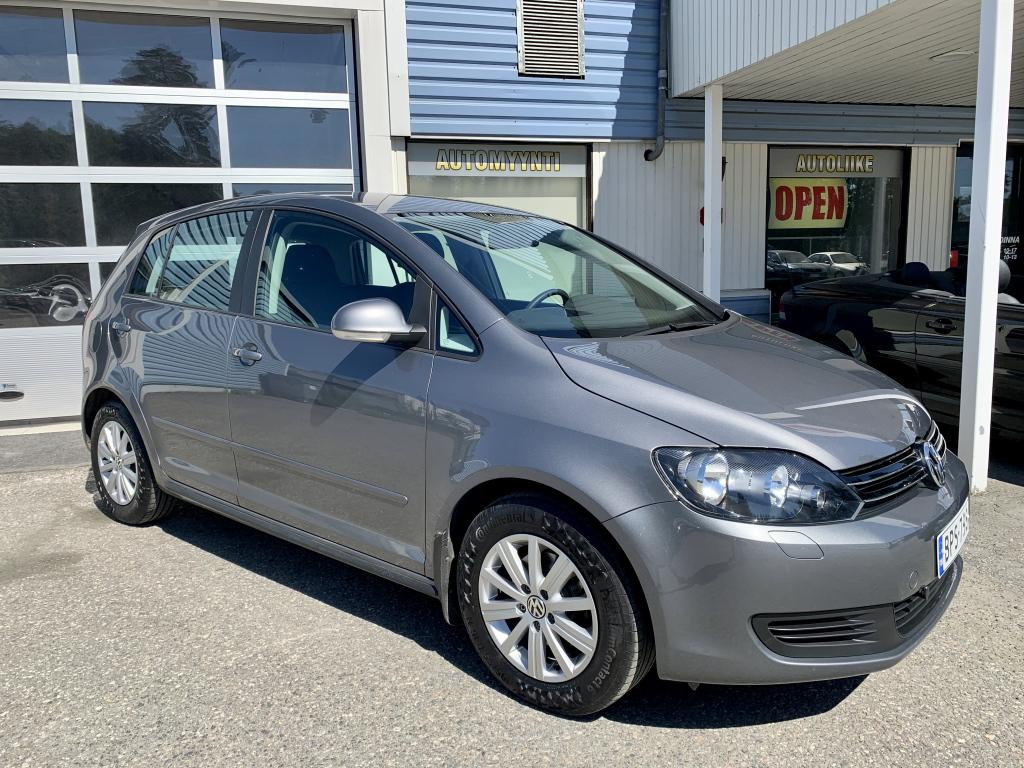 Volkswagen Golf Plus | 2012