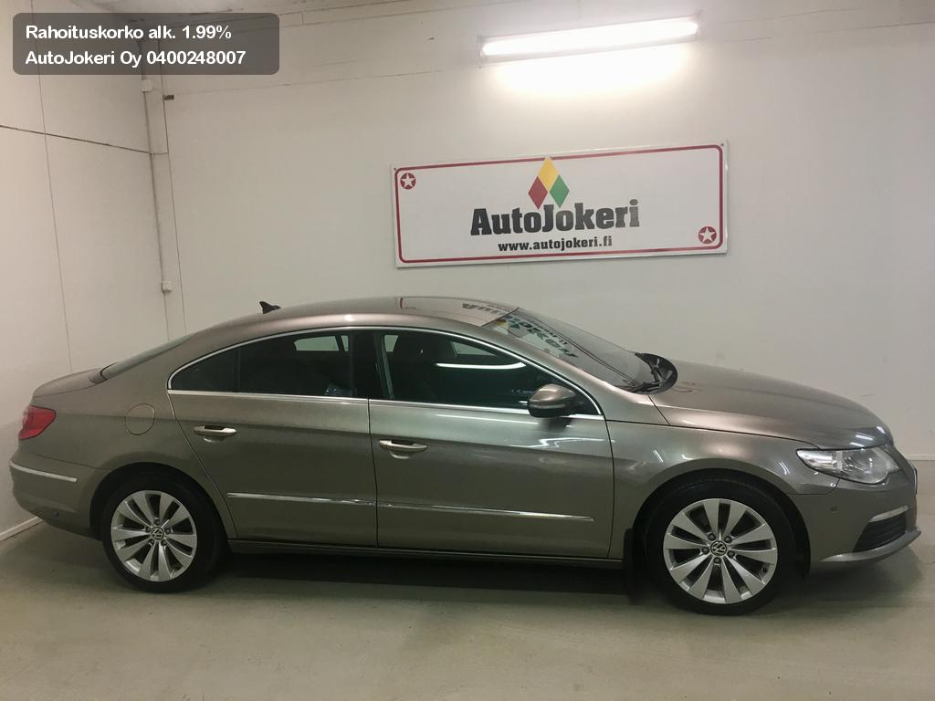 Volkswagen Passat CC Sedan 2.0 TDI 103kw BlueMotion Technology *NETTO* 2011