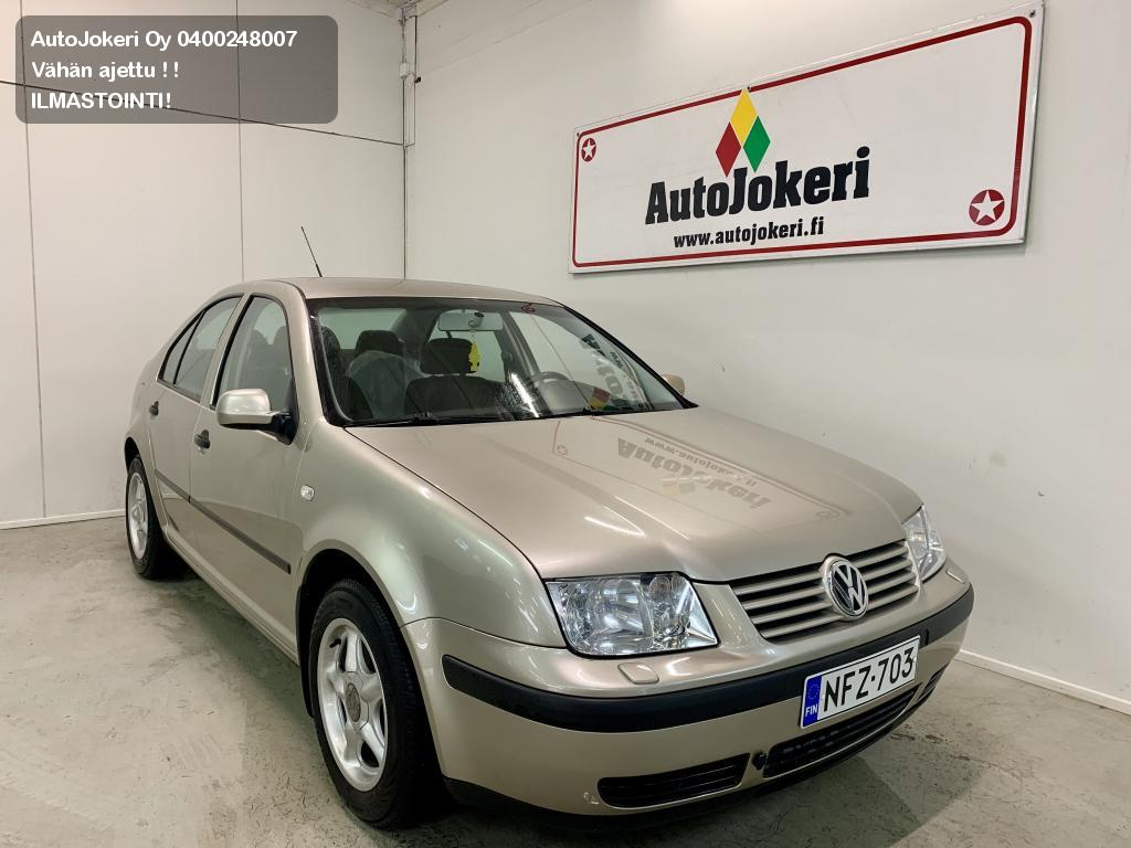 Volkswagen Bora Sedan 1.6 Basic 2004
