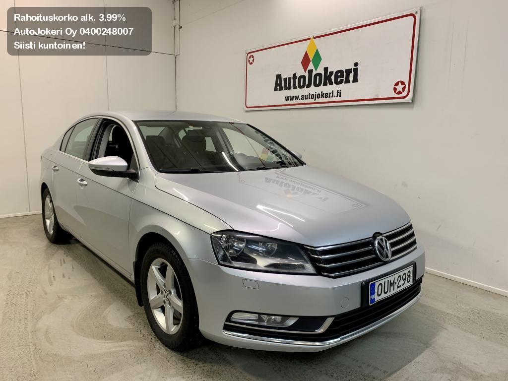 Volkswagen Passat | 2014