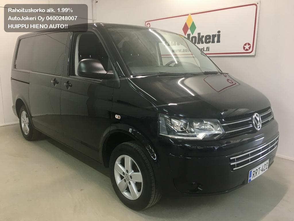 Volkswagen Transporter Lyhyt - matala 2.0 TDI 103 kW 4MOTION Classic BlueMotion Technology 2014