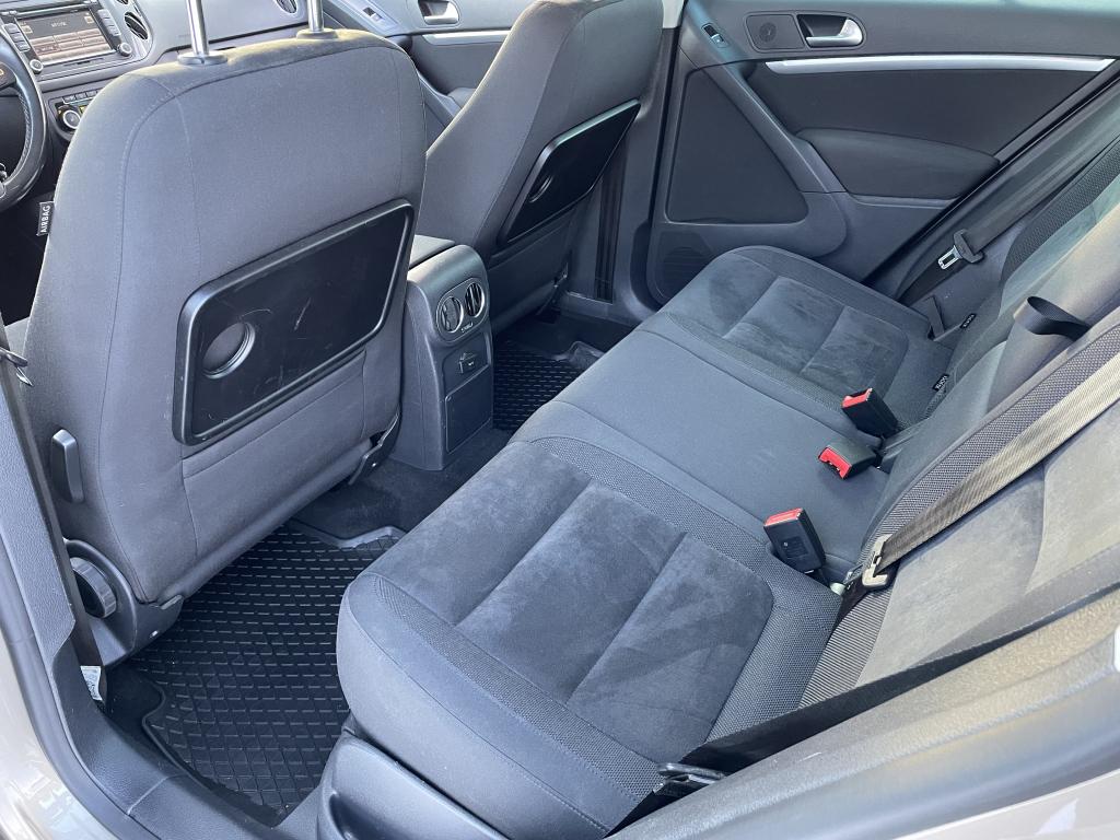 Volkswagen Tiguan | 2014