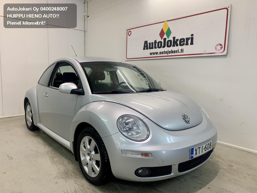 Volkswagen New Beetle Viistoperä Limited edition 1,6 75 kW 2007