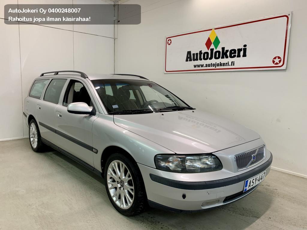 Volvo V70 Farmari 2.4 Sportswagon 5d 103kw 2003