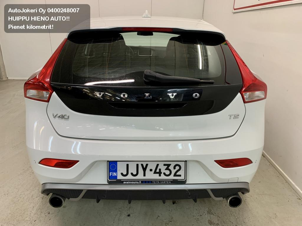 Volvo V40 Viistoperä T2 Business R-Design aut 2016