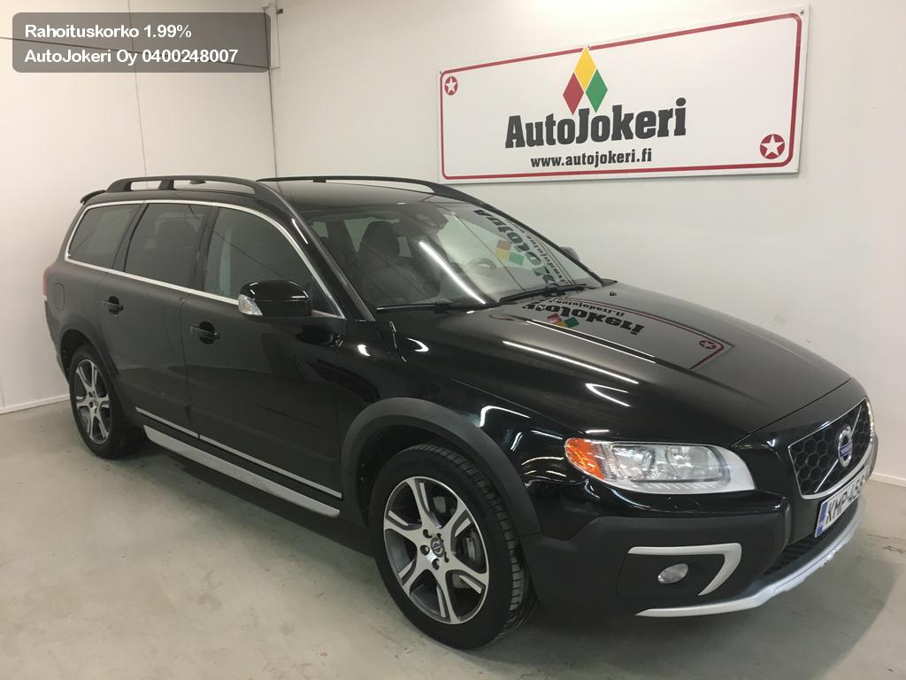 Volvo XC70 Farmari D4 Business Summum  2014