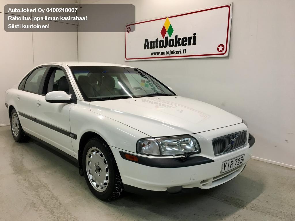 Volvo S80 Sedan 2.9 4d. A. 1999