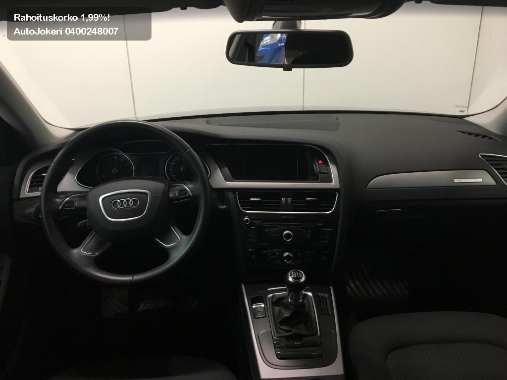 Audi A4 Farmari Avant 1.8 TFSI 125 kW quattro 2013