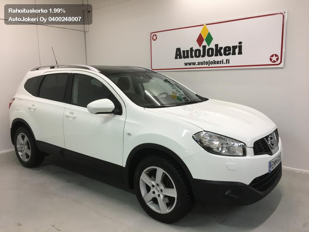 Nissan Qashqai+2 Tila-auto 1.6 dCi DPF Stop/Start System Acenta 2WD 2013