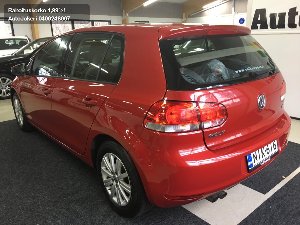 Volkswagen GOLF Viistoperä Comfort 1,4 TSI 90 KW 2012