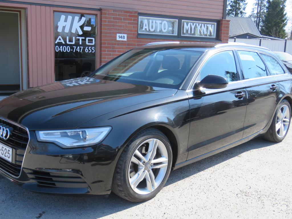 Audi A6 2.0 TDI A AVANT Farmari