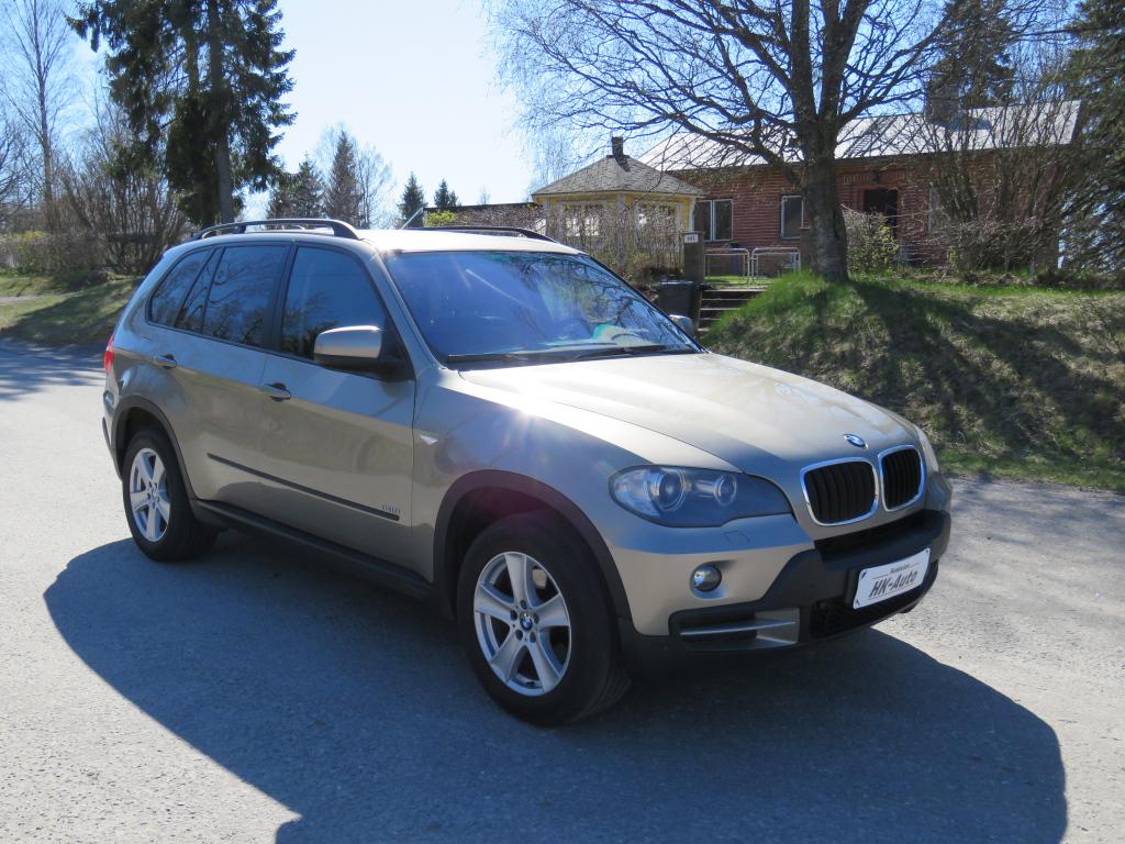 BMW X5  3.0D AUTOMATIC-4X4